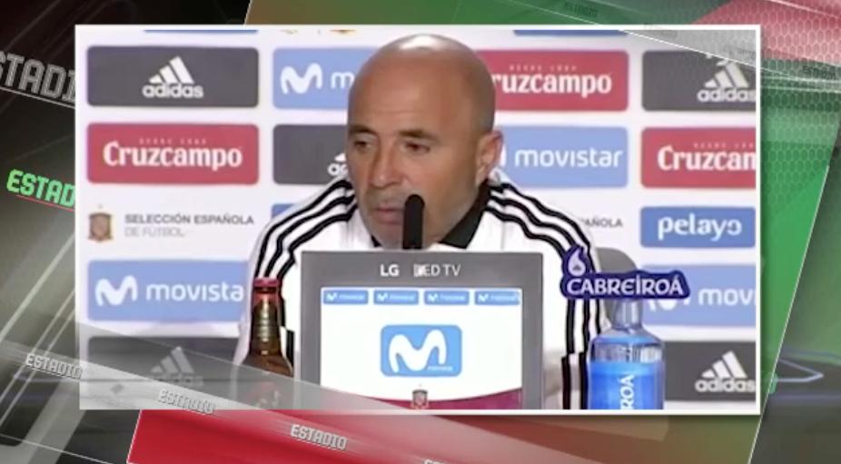 Reacciones en Argentina tras la goleada