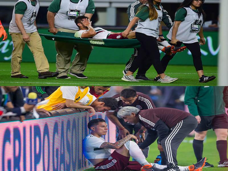 ¡Pesadilla en Texas! México perdería a dos por lesión para Mundial
