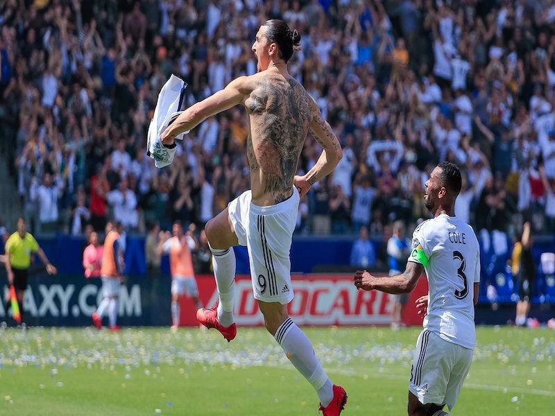VIDEO: ¡Zlatan llega a los 500 goles!