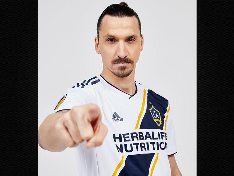 Zlatan Ibrahimovic debutaría en derbi de Los Angeles