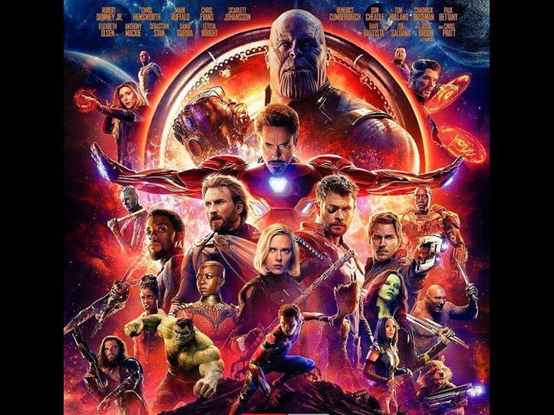 Avengers: Infinity War estrena segundo tráiler