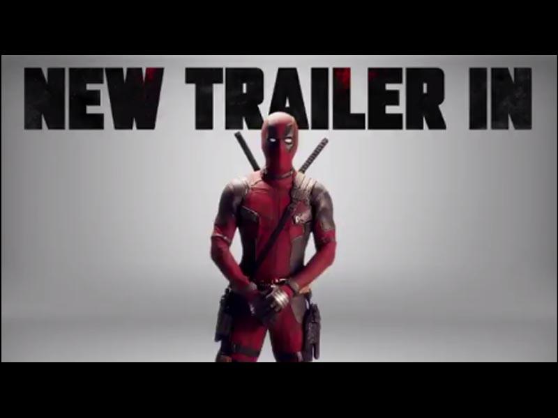 Deadpool 2 sorprende con último tráiler