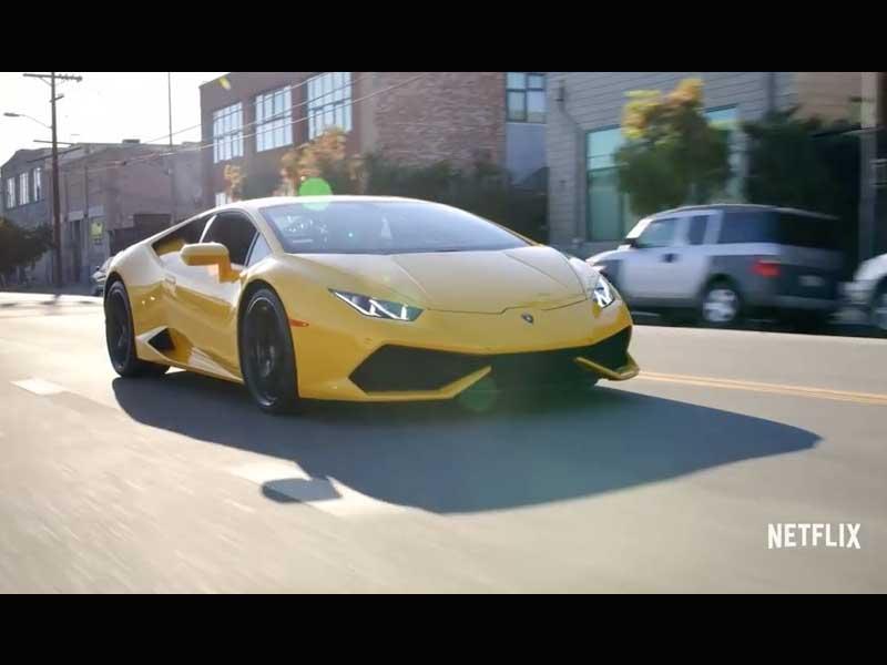 Fastest Car, la serie de Netflix creada para los amantes de autos