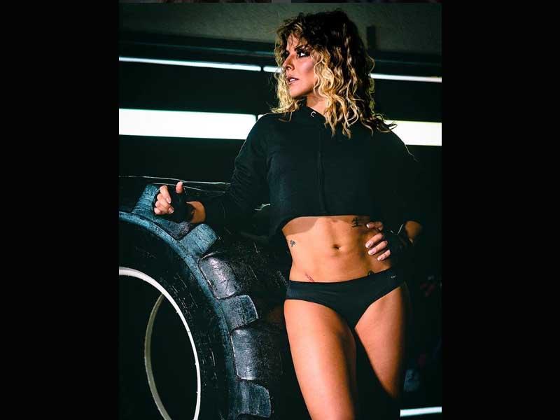 Fernanda López, la chica fitness de Reto 4 Elementos