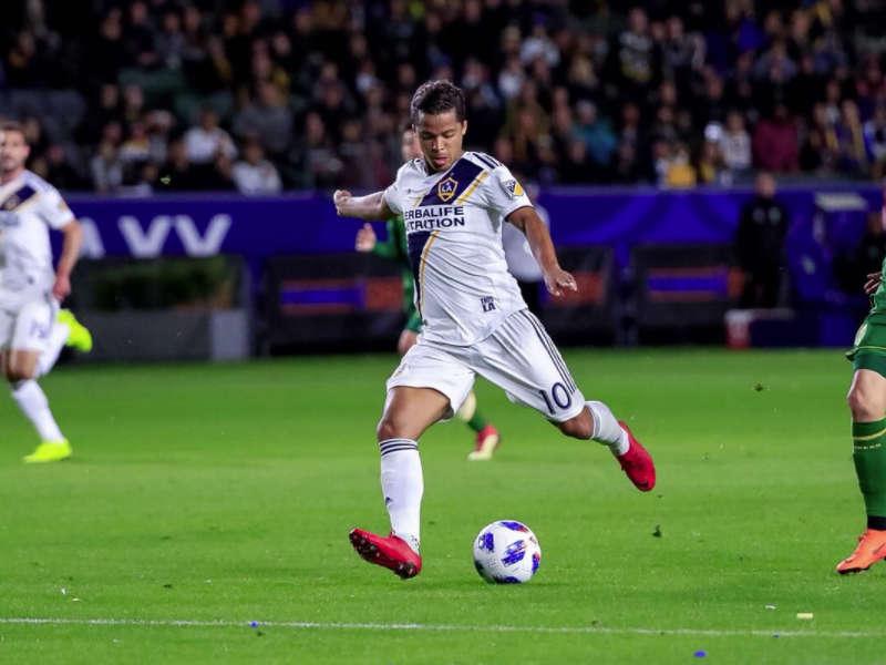 Galaxy desprecia a Giovani Dos Santos