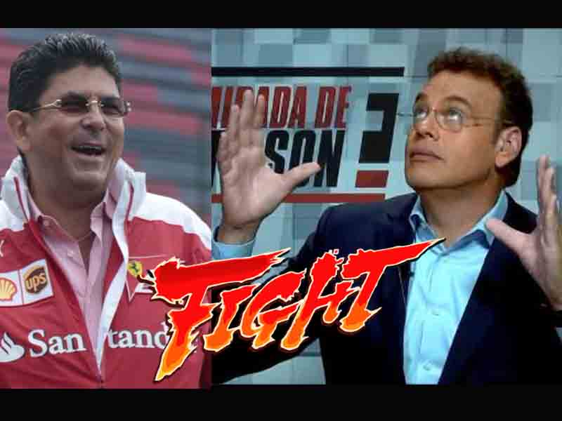 "Dueño del Veracruz llama ""lame botas"" a Faitelson"