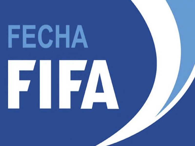 Convocatorias de equipos mundialistas para Fecha FIFA
