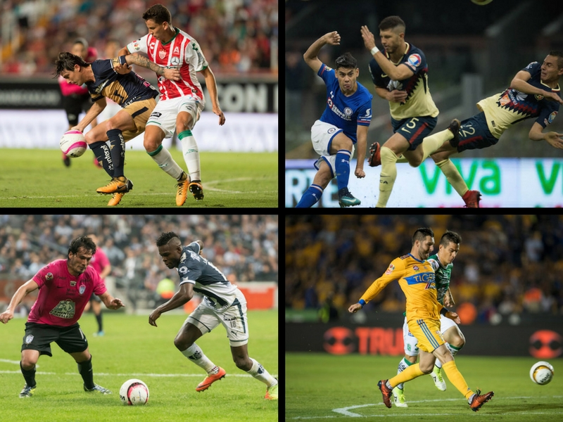 Pronósticos de la Jornada 13 del Clausura 2018