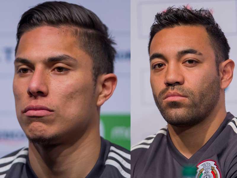 Fabián y Salcedo se ven fuera del Mundial