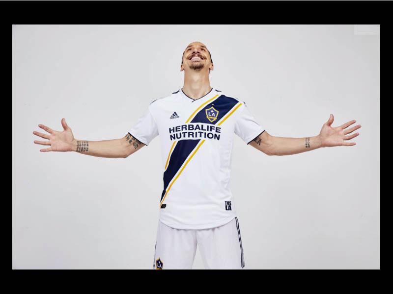 ¡OFICIAL! Zlatan llega al LA Galaxy