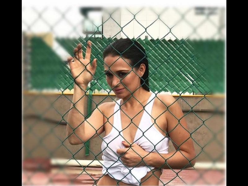 Gabriela Zas, la combinación perfecta entre deporte, belleza