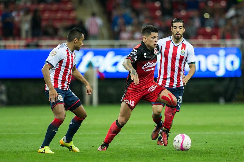 Xolos golea a Chivas en el Estadio Caliente