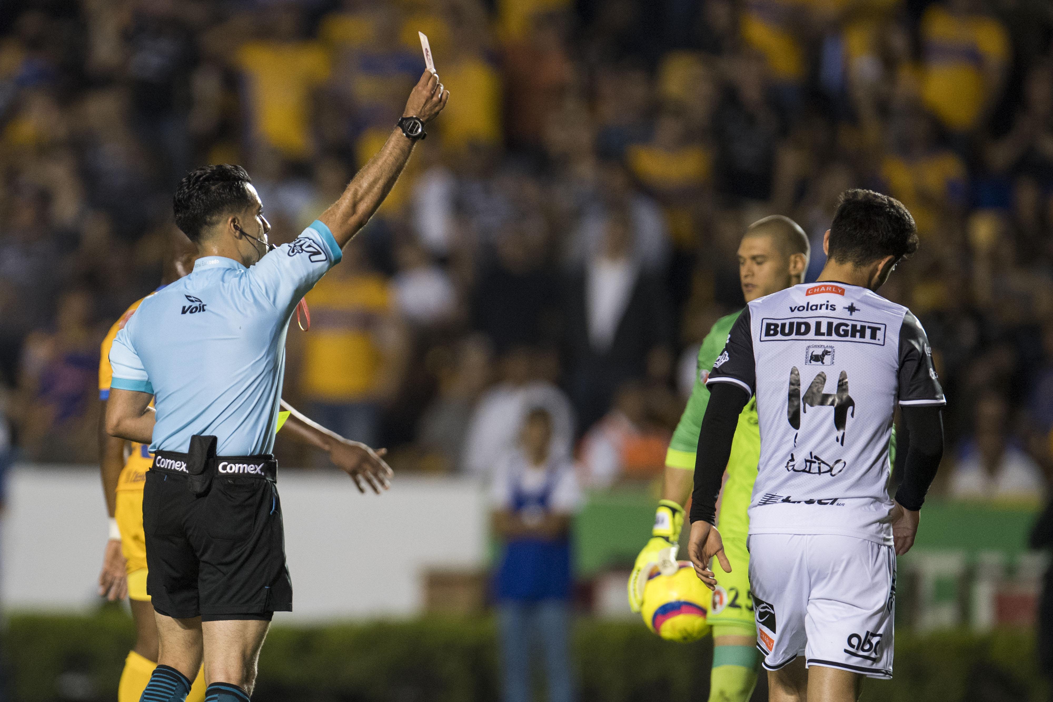 Xolos y Lobos, los más 'sucios' del Clausura 2018