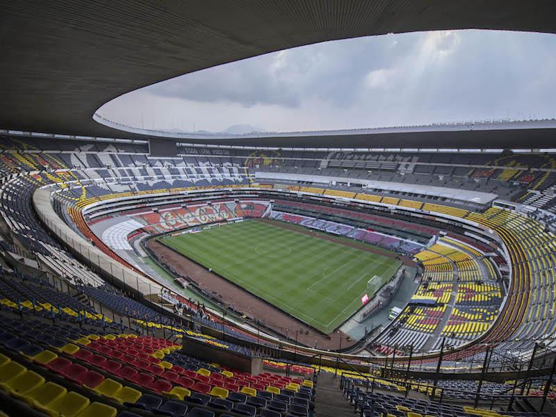 Estadio Azteca, una 'vergüenza' para el Mundial 2026
