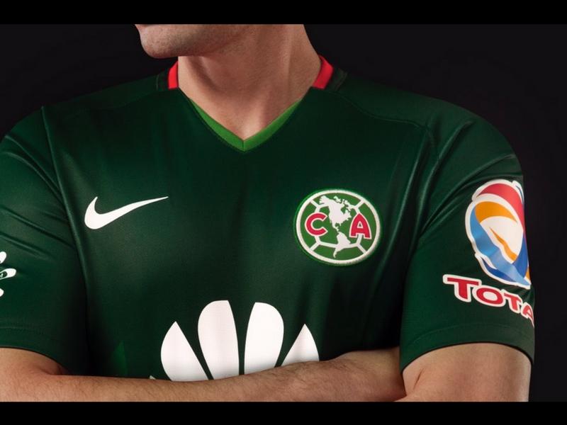 América revela kit en apoyo a la Selección Mexicana