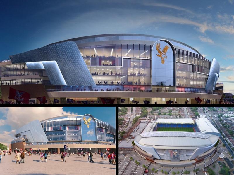 Crystal Palace tendrá un verdadero 'Palacio de Cristal'