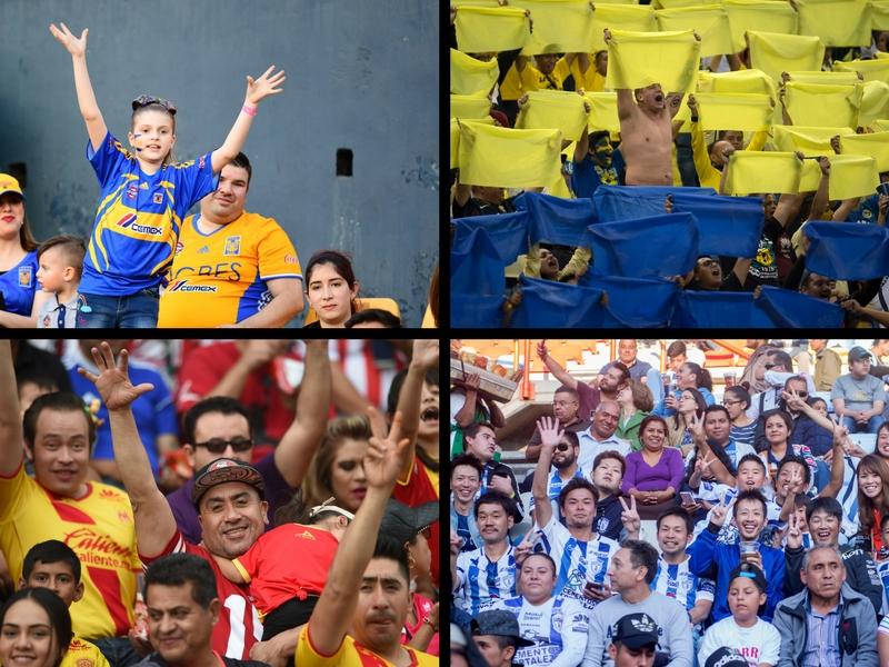 Jornada 13 registró la mejor asistencia del Clausura 2018
