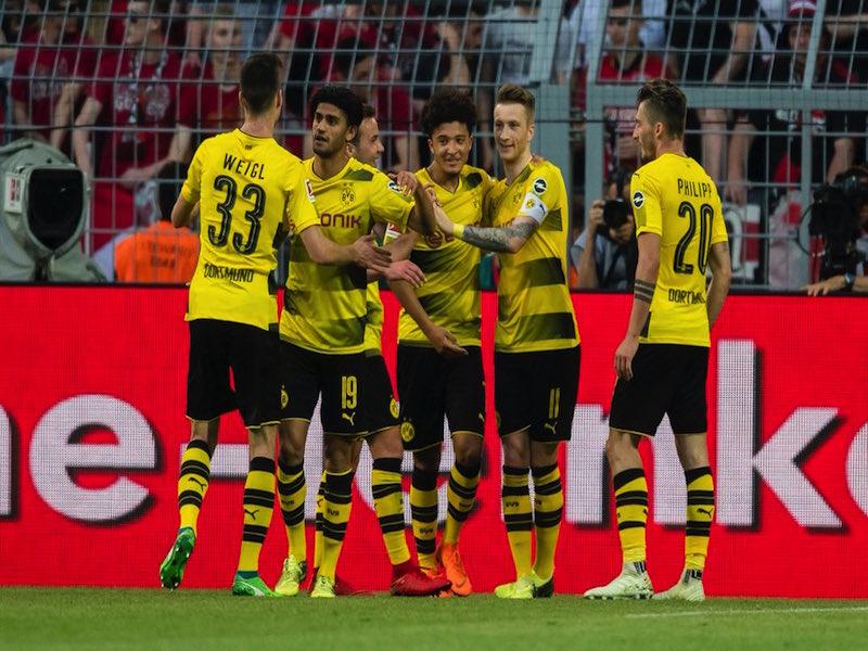 Borussia Dortmund vestirá este uniforme para 2018-2019