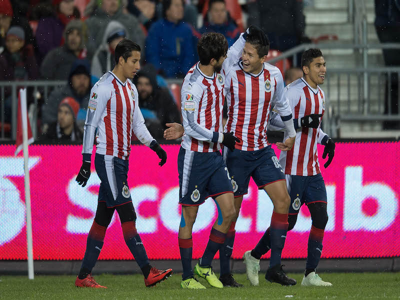 Chivas, ¡No es regalo!