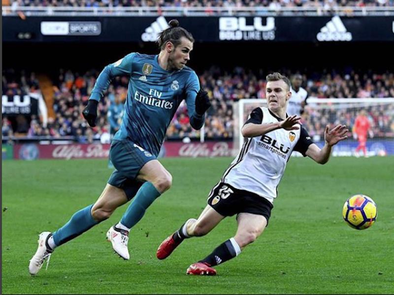 Bale se encaminaría hacia Londres