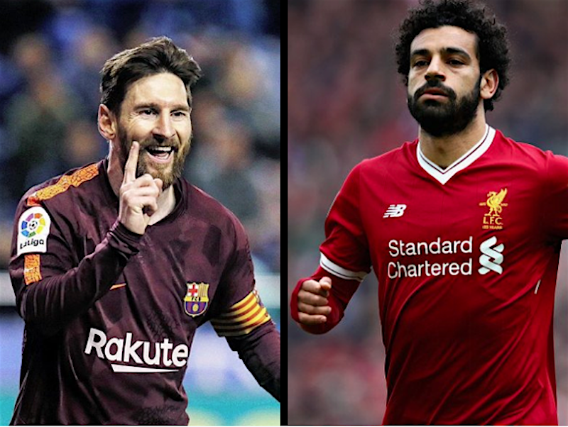 Messi podría no tener rival para ganar su quinta Bota de Oro