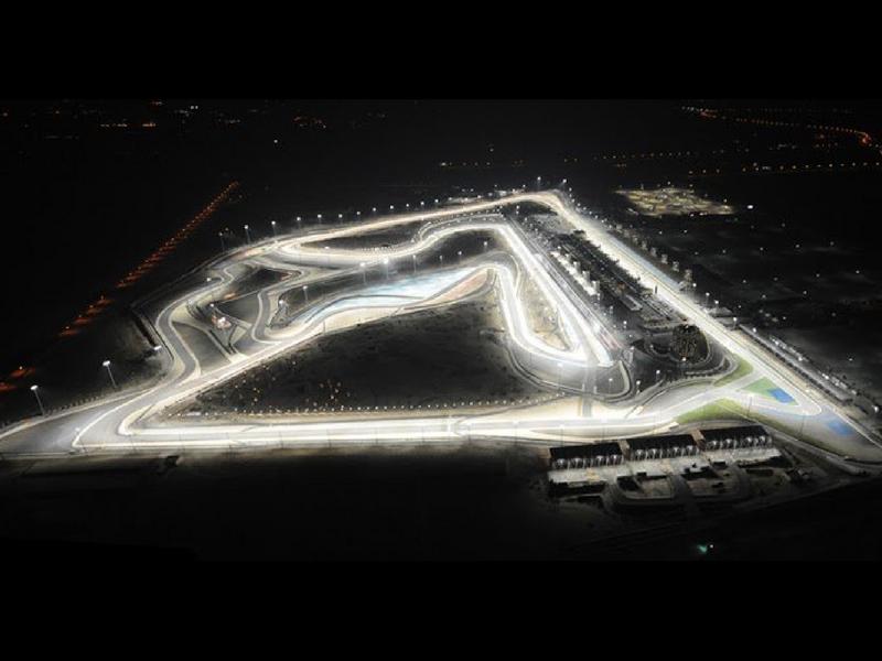 Fechas y horarios para el GP de Bahrein