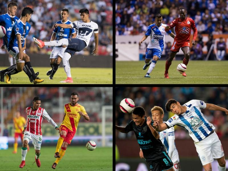 ¿Qué equipos aún luchan por puestos de Liguilla?