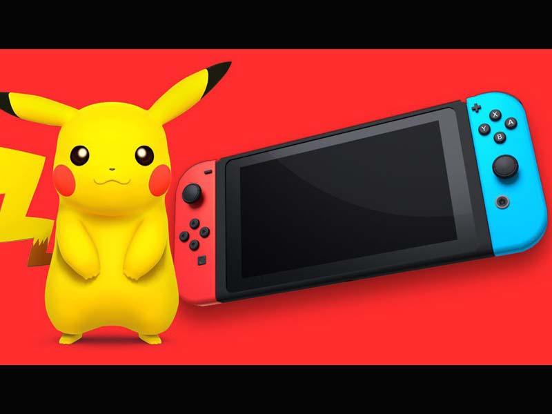 Pokémon para Nintendo Switch llegaría con nuevas criaturas