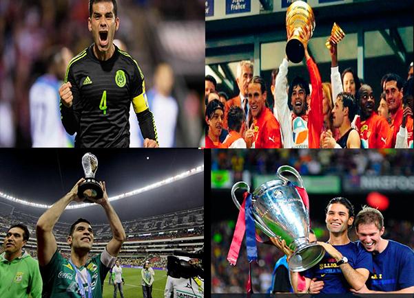 Los momentos de Rafa Márquez en el futbol