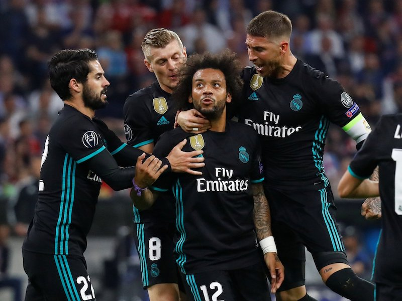 VIDEO: Revive la victoria del Real Madrid ante el Bayern en Champions