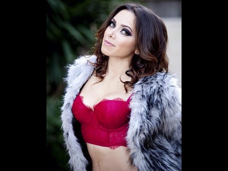 Rosy Martell, la jarocha más guapa de la televisión