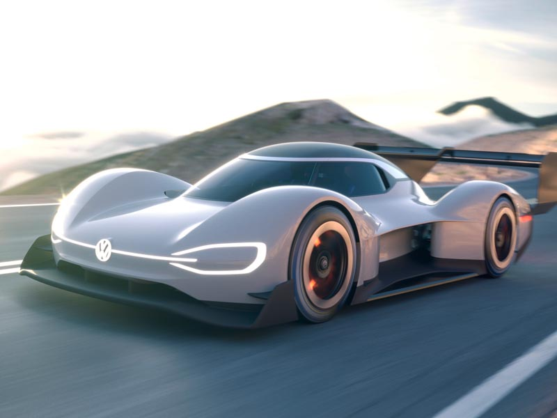 El auto eléctrico de VW que te enloquecerá