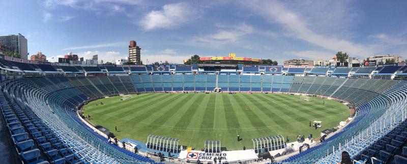Estadio Azul aún tiene esperanzas de vida