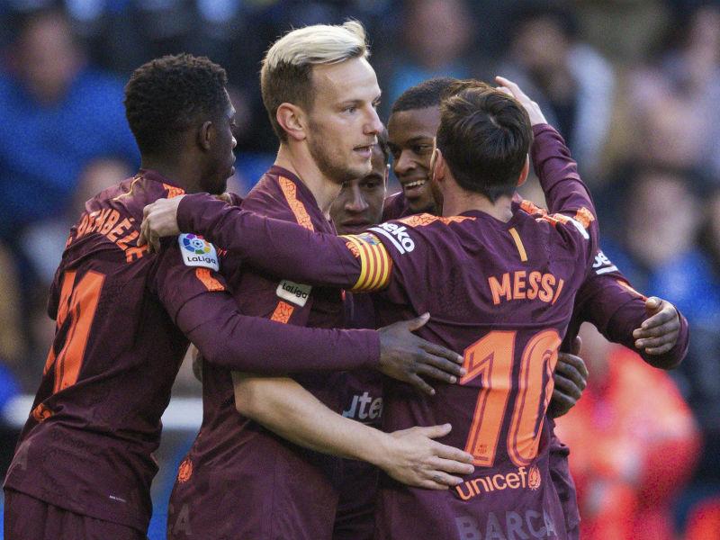 Barcelona se corona para confirmar reinado en España