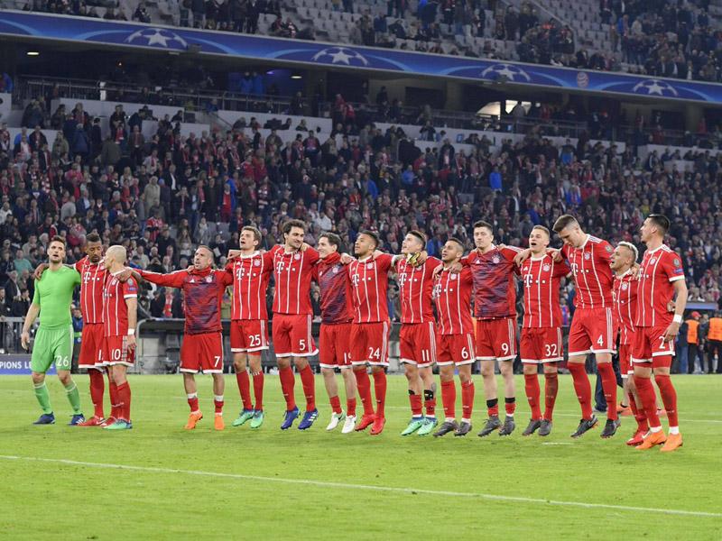 Bayern Munich, el único líder europeo con vida en Champions
