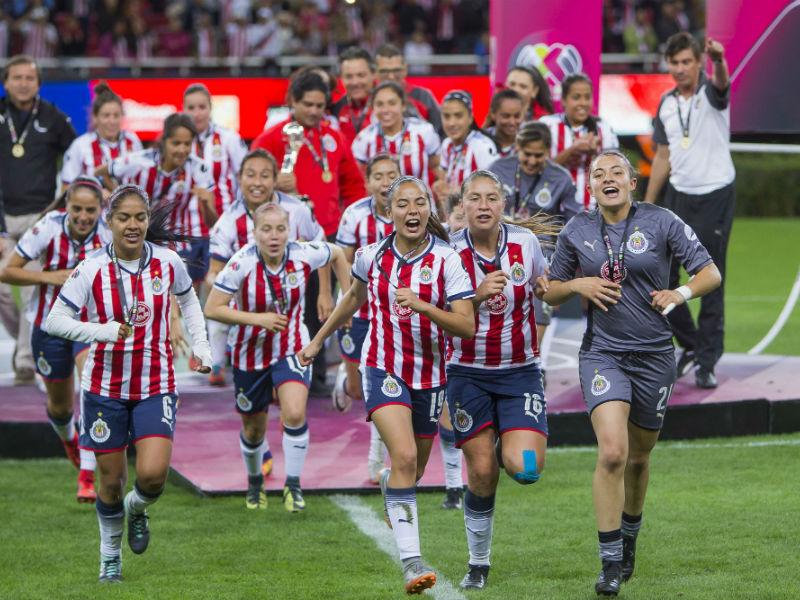 Chivas no podrá defender su título femenil