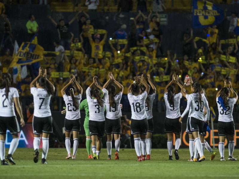 Final de Liga MX Femenil rompe récord mundial de asistencia
