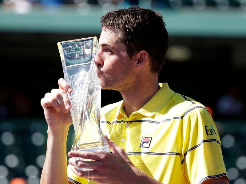 """""""Tenis USA"""": Histórico"""