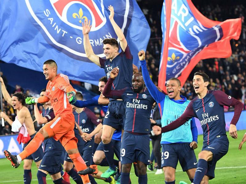 De príncipes a reyes, ¡PSG se corona en Francia!