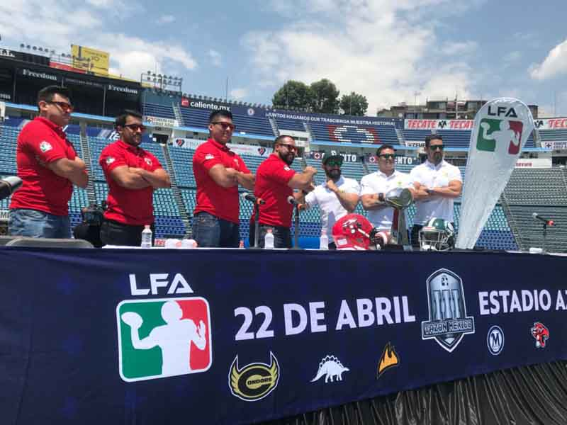 La LFA anuncia expansión a 10 equipos para el 2019