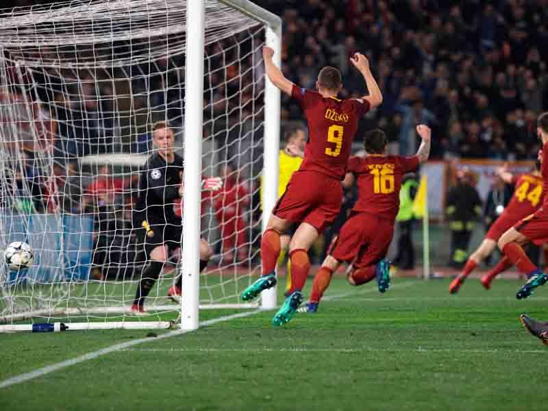VIDEO: Roma elimina de manera ÉPICA al Barça de Champions
