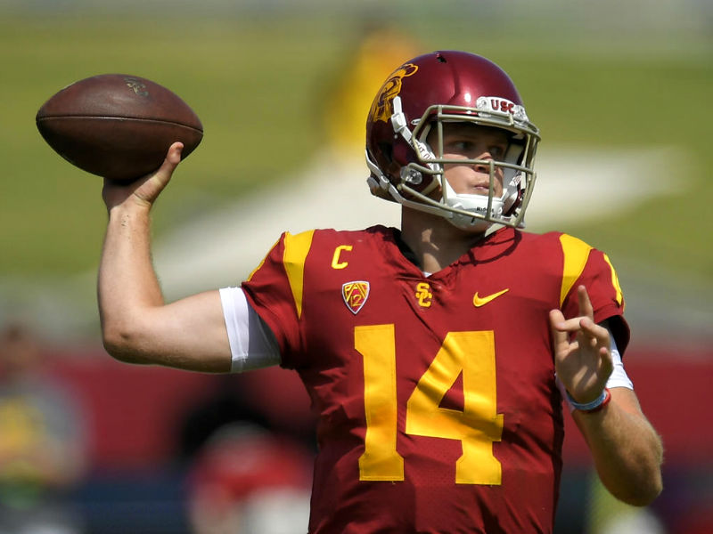 Quarterbacks dominan el Draft