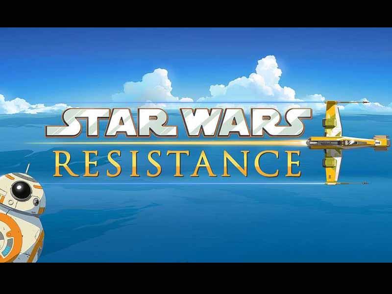 Star Wars Resistance, la nueva serie animada de Disney