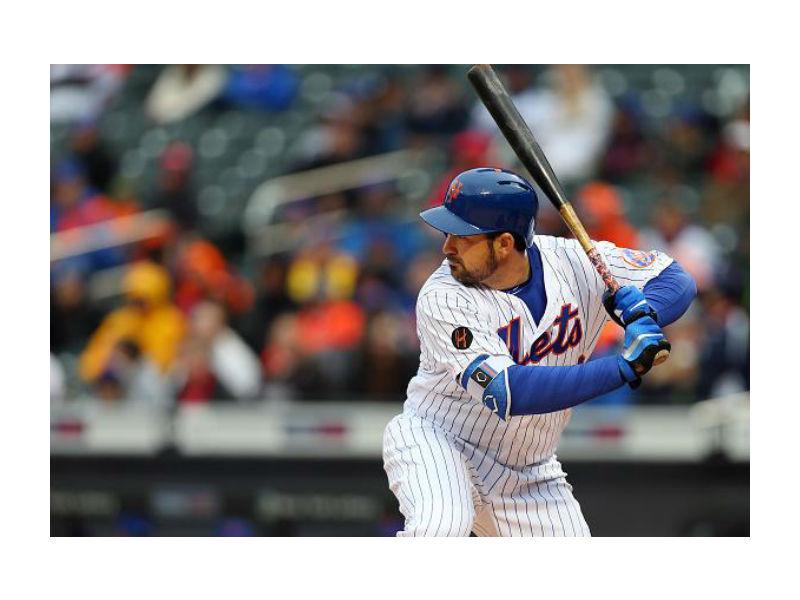 Adrián González pega su primer 'grand slam' con los Mets