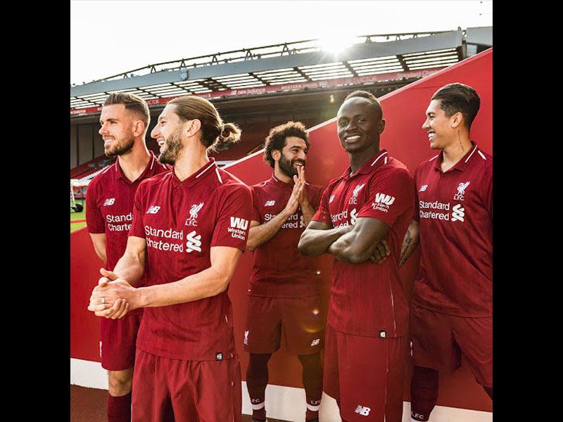 Liverpool estrenará esta belleza la próxima temporada