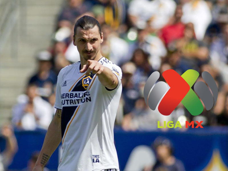 Zlatan se negó a la tentación de la Liga MX
