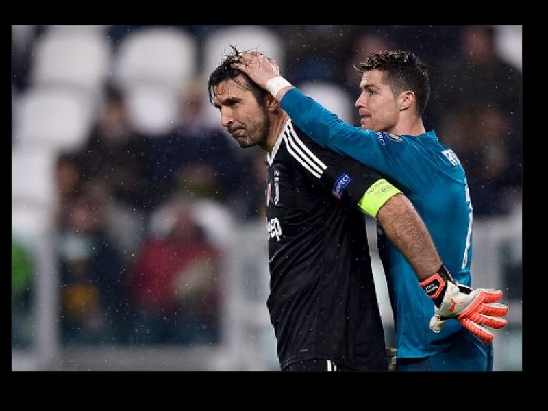 'Cracks' a los que enfrentó Buffon con la Juve