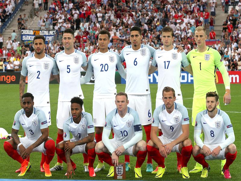Inglaterra no llevará a estas figuras a Rusia 2018