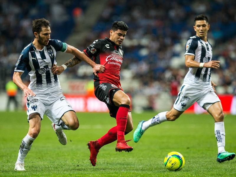 Xolos vence a Rayados y es semifinalista del Clausura 2018