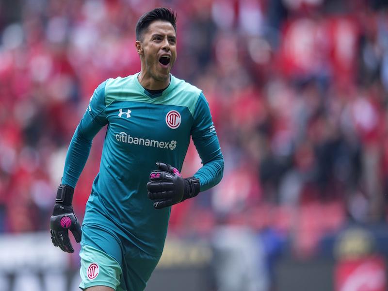Toluca tercer semifinalista del Clausura 2018